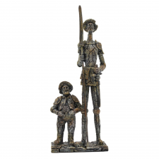 DKD Home Decor Dekoratív Figura DKD Home Decor Don Quijote Gyanta (7 x 4 x 15 cm) dekoráció