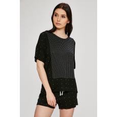 DKNY - Pizsama Felső - fekete