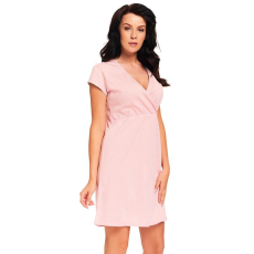 DN Nightwear Monita szoptatós hálóing, rózsaszín XL