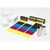 DNP YMCK festék szalag 1000 oldal/tekercs KIT (CY-340-100D + CY-3RA-100)