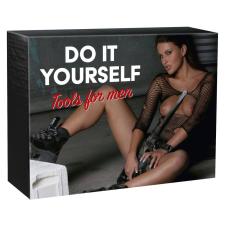 Do it yourself - péniszpumpás szett férfiaknak (6 részes) vibrátorok