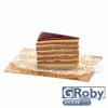 Dobos jellegű torta szelet 80 g
