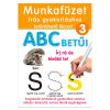 Dohány Írj rá és töröld le: ABC betűi munkafüzet