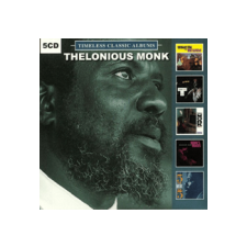 DOL Thelonious Monk - Timeless Classic Albums (Cd) jazz