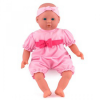 Dolls World Aimee alvó puha baba - 46 cm