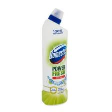 DOMESTOS Toalett fertőtlenítő DOMESTOS Power Fresh WC gél 700ml lime tisztító- és takarítószer, higiénia