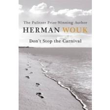 Don't Stop the Carnival – Herman Wouk idegen nyelvű könyv