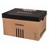 DONAU Archiváló konténer, levehető tető, 545x363x317 mm, karton, DONAU