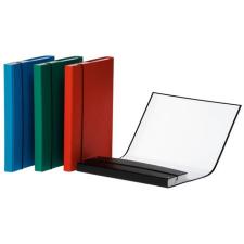 DONAU Gumis mappa, 30 mm, PP/karton, merevített, A4, DONAU, zöld mappa