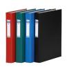 DONAU Gyűrűs könyv, 2 gyűrű, 40 mm, A4, PP/karton, DONA