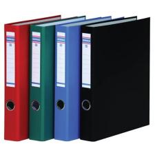 DONAU Gyűrűs könyv, 2 gyűrű, D alakú, 45 mm, A4, PP/karton, , zöld gyűrűskönyv