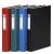 DONAU Gyűrűs könyv, 4 gyűrű, 40 mm, A4, PP/karton, DONAU, piros