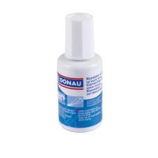 DONAU Hibajavító folyadék, vízbázisú, szivacsos, 20 ml, DONAU hibajavító
