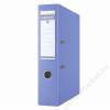 DONAU Iratrendező, 75 mm, A4, PP, élvédő sínnel, DONAU Premium, világoskék (D3975VK)