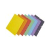 DONAU Premium prespán karton gumis mappa fekete