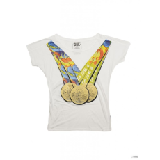 Dorko Női Rövid ujjú T Shirt DORKO OLIMPIA NOI T-SHIRT