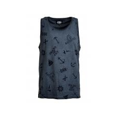 Dorko Sailor  Tank Top Men Blue [méret: 3XL]