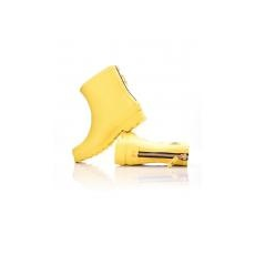 Dorko Yellow Color Ankle Boot With Zipper [méret: 41]