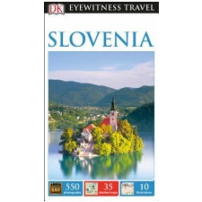 Dorling Kindersley Ltd DK Eyewitness Travel Guide Slovenia idegen nyelvű könyv