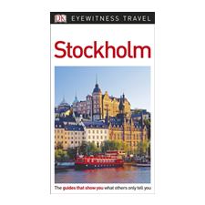 Dorling Kindersley Ltd DK Eyewitness Travel Guide Stockholm idegen nyelvű könyv