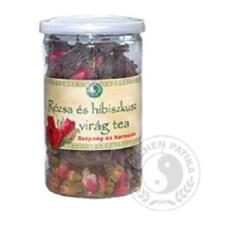 Dr.Chen Rózsa És Hibiszkusz Virág Tea 50 g gyógytea