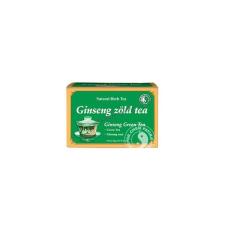 Dr. Chen TEAKEVERÉK GINSENG+ZÖLDTEA FILTERES 20DB tea
