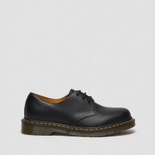 Dr Martens Dr. Martens 1461 BLACK SMOOTH 10085001 női cipő