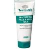 Dr. Müller teafa olaj arc- és testápoló tej 200ml