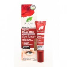 Dr. Organic bio rózsa szemkörnyék ápoló szérum  - 15ml szemkörnyékápoló