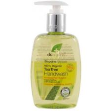 Dr.Organic Bio Teafa folyékony szappan 250ml tisztító- és takarítószer, higiénia