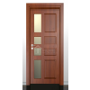 DRACO 2/C, borovi fenyő beltéri ajtó 75x210 cm