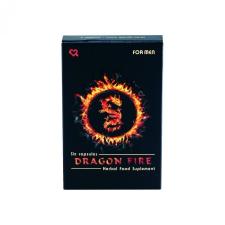 Dragon fire kapszula 6 db táplálékkiegészítő