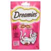 Dreamies kiegészítő állateledel felnőtt és junior macskák számára csábító marhahússal 60 g