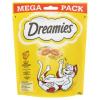 Dreamies kiegészítő állateledel felnőtt és junior macskák számára sajttal 180 g