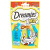 Dreamies Mix jutalomfalat macskák számára lazaccal és sajttal 60 g