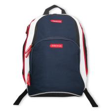 Dressa Sport hátizsák - kék-fehér-piros hátizsák