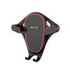 DUDAO Gravity Autós tartó Phone Bracket Autós légbeömlőre rögzíthető fekete (F5-ök fekete)