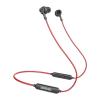 DUDAO vezeték nélküli, fülbe helyezhető fejhallgató Bluetooth 5.0 piros (U6A piros)
