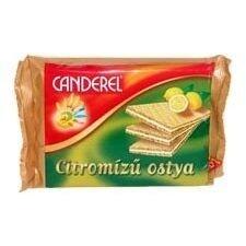 DunaSweet Canderel citromos ostya 40g táplálékkiegészítő