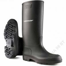 Dunlop Pricemastor 380PP fekete pvc csizma -36