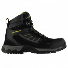 Dunlop vízálló természetjáró férfi munkavédelmi cipő