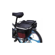 Dupla kerékpár táska betegápolási kellék