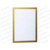 DURABLE Információs tábla -4872/30- mágneses öntap hátlap A4 Arany DURAFRAME