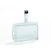 DURABLE Névkitűző biztonsági kártyához csipesszel 54x87 mm DURABLE