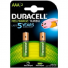DURACELL AAA StayCharged - 850 mAh 2 db