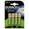 DURACELL Duralock Recharge Ultra HR6 4db/csom.