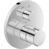 Duravit B.1 falsík alatti termosztátos kádcsaptelep 2 fogyasztóhoz C15200018010