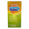 Durex Tickle Me - bordázott óvszer (12db)