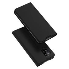 DUX DUCIS Skin Pro Bookcase kihajtható tok Samsung Galaxy A42 5G fekete telefontok tok és táska