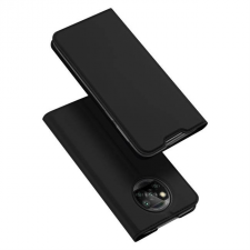 DUX DUCIS Skin Pro Bookcase kihajtható tok Xiaomi Poco X3 NFC fekete telefontok tok és táska